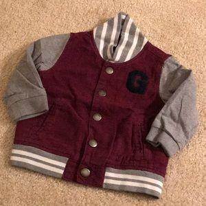 ea8ed90e1 Kids  Gap Varsity Jacket on Poshmark